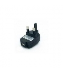 USB mains 2/3 pin Charg..